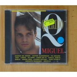 MIGUEL BOSE - QUERIDO MIGUEL - CD