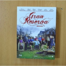 GRAN RESERVA - PRIMERA TEMPORADA - DVD