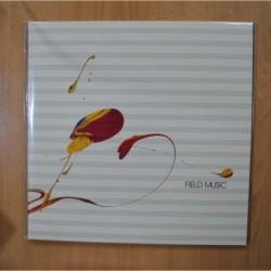 FIELD MUSIC - FIELD MUSIC - GATEFOLD - INCLUYE CD - 2 LP