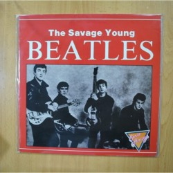 BEATLES - THE SAVAGE YOUNG - LP