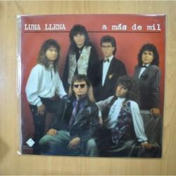 LUNA LLENA - A MAS DE MIL - LP