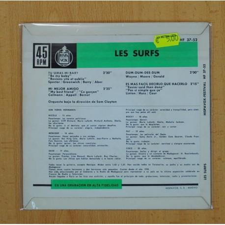LOS TEEN TOPS - PRESUMIDA - + 3 - EP