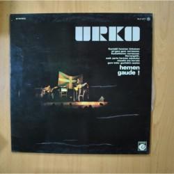 URKO - HEMEN GAUDE - LP