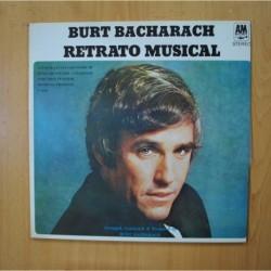 BURT BACHARACH - RETRATO MUSICAL - LP
