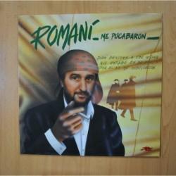 ROMANI - ME PUCABARON - LP