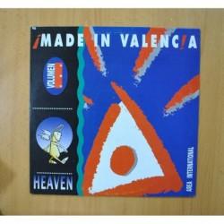 MADE IN VALENCIA VOL. 1 - HEAVEN - MAXI