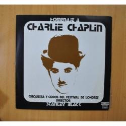 STANLEY BLACK - HOMENAJE A CHARLIE CHAPLIN - LP