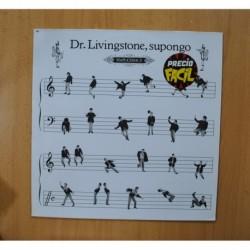SR. LIVINGSTONE, SUPONGO - SIMPLICISIMUS - LP