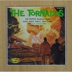 THE TORNADOS - THE POPEYE + 3 - EP