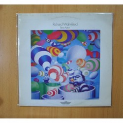 RICHARD WAHNFRIED - TIME ACTOR - LP