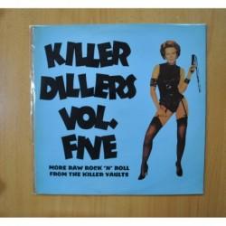 VARIOUS - KILLER DILLERS VOL. FIVE - LP