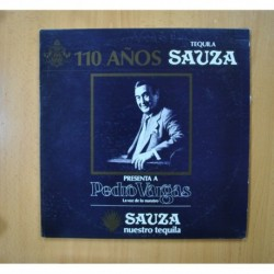 PEDRO VARGAS - LA VOZ DE LO NUESTRO - LP