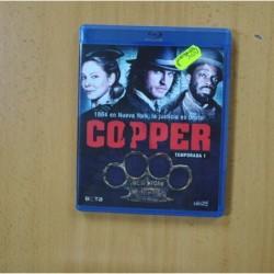 COPPER - BLURAY
