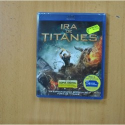 IRA DE TITANES - BLURAY