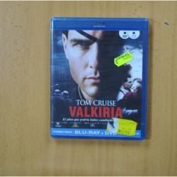 VALKIRIA - BLURAY + DVD