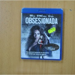 OBSESIONADA - BLURAY