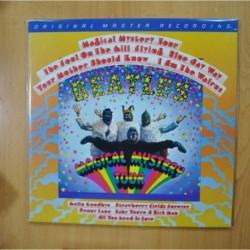 THE BEATLES - MAGICAL MYSTERY TOUR - GATEFOLD - LP