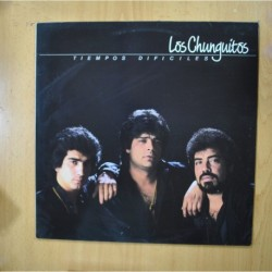 LOS CHUNGUITOS - TIEMPOS DIFICILES - LP