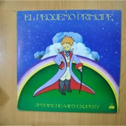 ANTOINE DE SAINT EXUPERY - EL PEQUEÑO PRINCIPE - LP
