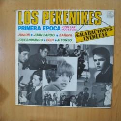 LOS PEKENIKES - PRIMERA EPOCA - LP