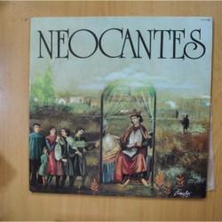 NEOCANTES - NEOCANTES - GATEFOLD - LP