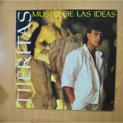 TIJERITAS - MUSEO DE LAS IDEAS - LP
