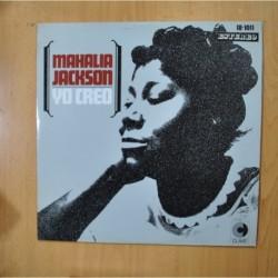 MAHALIA JACKSON - YO CREO - LP