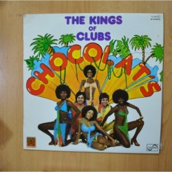 CHOCOLAT´S - THE KINGS OF CLUBS - LP