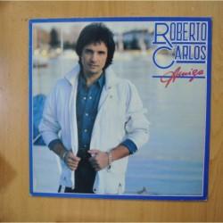ROBERTO CARLOS - AMIGO - LP