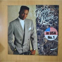 BOBBY BROWN - DON´T BE CRUEL - LP