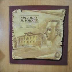 JOAQUIN PIXAS - HOMENAJE A EDUARDO M. TORNER - GATEFOLD - LP