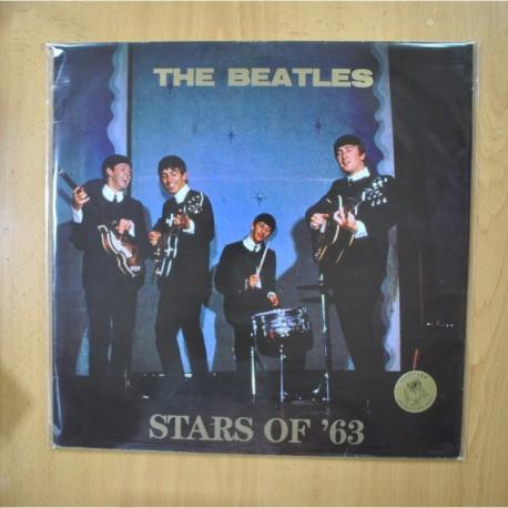 THE BEATLES - STARS OF 63 - VINILO AZUL - LP