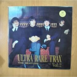 THE BEATLES - ULTRA RARE TRAX VOL 2 - VINILO AZUL - LP