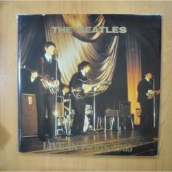 THE BEATLES - LIVE IN PARIS 1965 - VINILOS AZULES - GATEFOLD - 2 LP