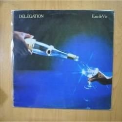 DELEGATION - EAU DE VIE - LP