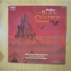 ELMER BERNSTEIN - THE BLACK CAULDRON - LP