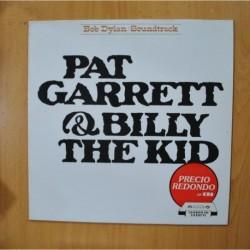 BOB DYLAN - PAT GARRETT & BILLY THE KID - LP