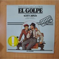 SCOTT JOPLIN - EL GOLPE - LP