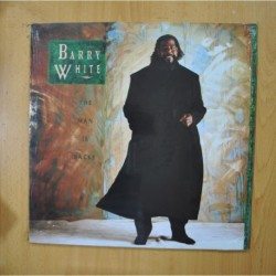BARRY WHITE - THE MAN IS BACK - LP