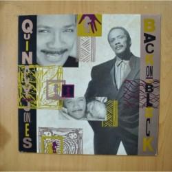 QUINCY JONES - BACK ON THE BLOCK - LP