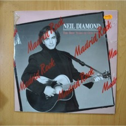 NEIL DIAMOND - THE BEST YEARS OF OUR LIVES - LP