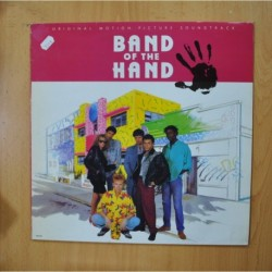 VARIOS - BAND OF THE HAND - LP