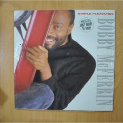 BOBBY MCFERRIN - SIMPLE PLEASURES - LP