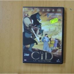 EL CID LA LEYENDA - DVD