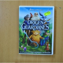 EL ORIGEN DE LOS GUARDIANES - DVD