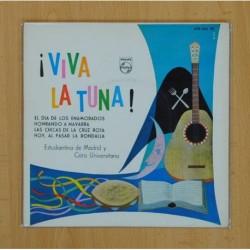 ESTUDIANTINA DE MADRID - VIVA LA TUNA - EP