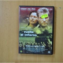 VUELTA AL INFIERNO - DVD