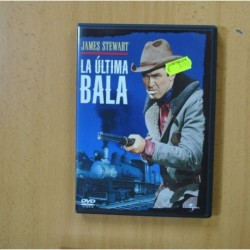 LA ULTIMA BALA - DVD