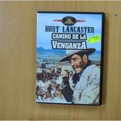 CAMINO DE LA VENGANZA - DVD