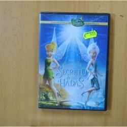CAMPANILLA EL SECRETO DE LAS HADAS - DVD